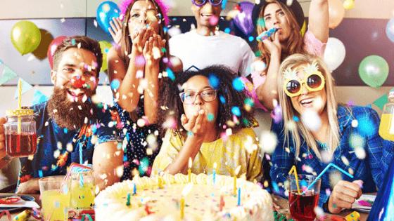 7 Surpresas para tornar um aniversário inesquecível!